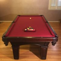Olhausen Belmont Pool Table 8 Ft