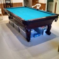 8Ft Pool Table Beautiful Condition