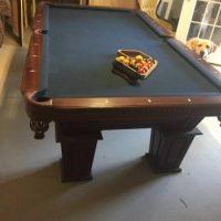 Cannon Bradford Billiard Table